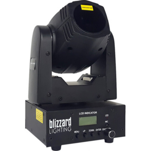 Blizzard Laser Blade G Green Moving Head Laser front