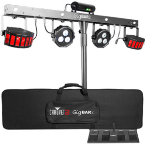 CHAUVET DJ GigBAR 2 All-in-One Lighting System