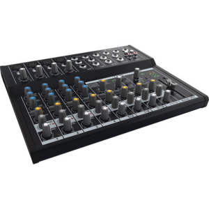 Mackie Mix12FX - 12-Channel Compact Mixer with Effects front