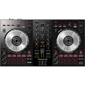 Pioneer DJ DDJ-SB3 Portable 2-Channel Serato DJ Lite Controller top view