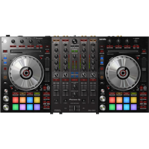 Pioneer DJ DDJ-SX3 Top View