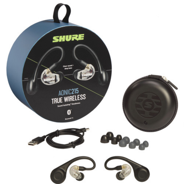 Shure AONIC 215 True Wireless Sound-Isolating Earphones Kit