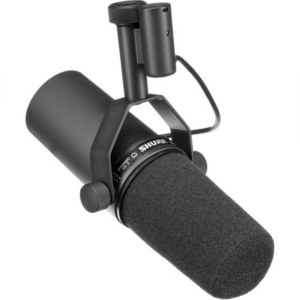 Shure SM7B - Cardioid Dynamic Vocal Microphone