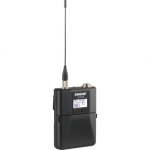 Shure ULXD1 Digital Wireless Bodypack Transmitter with TA4M (G50- 470 to 534 MHz)