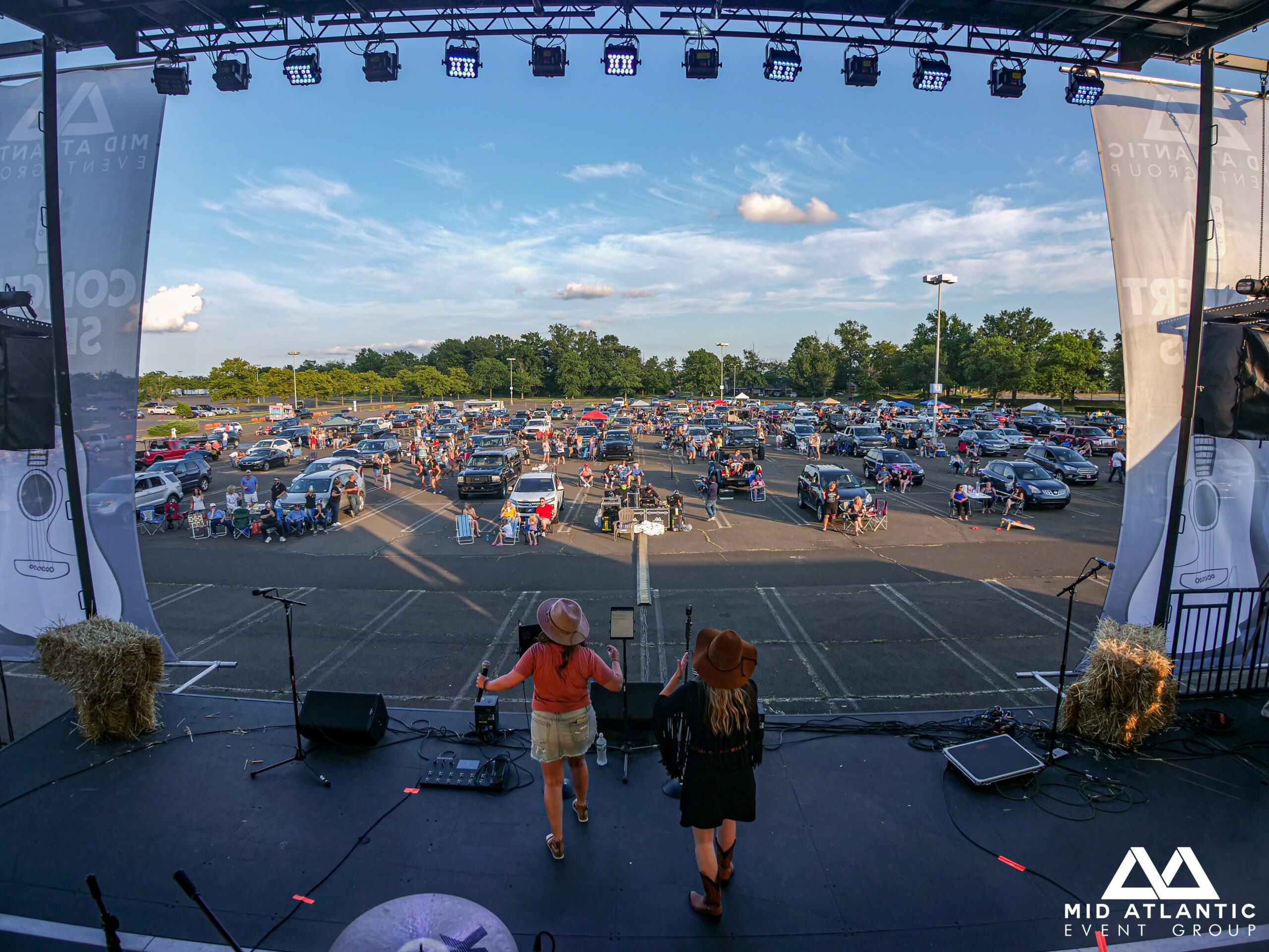Drive In Concert Mid Atlantic Event Group