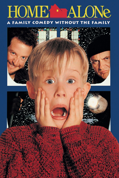 Mid Atlantic Event Group Holiday Drive In Movie Home Alone (1990)