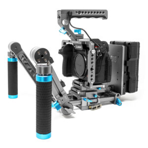 Kondor Blue Panasonic Lumix S1H Ultimate Rig