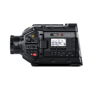 Blackmagic Design URSA Broadcast Camera & Fujinon 5BRM-K3 MS-01 Semi Servo Rear Control Accessory Kit