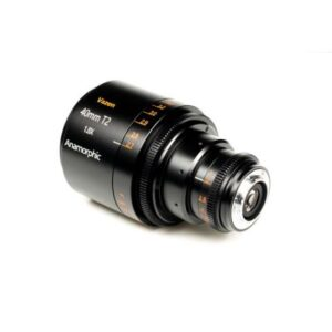 Vazen 40mm T/2 1.8X Anamorphic Lens for M4/3 Cameras