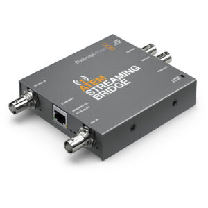 Blackmagic Design ATEM Streaming Bridge for ATEM Mini Pro Streaming Switchers