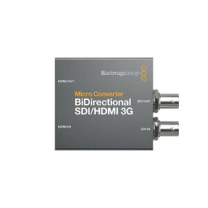 Blackmagic Design Micro Converter - BiDirectional SDI/HDMI 3G