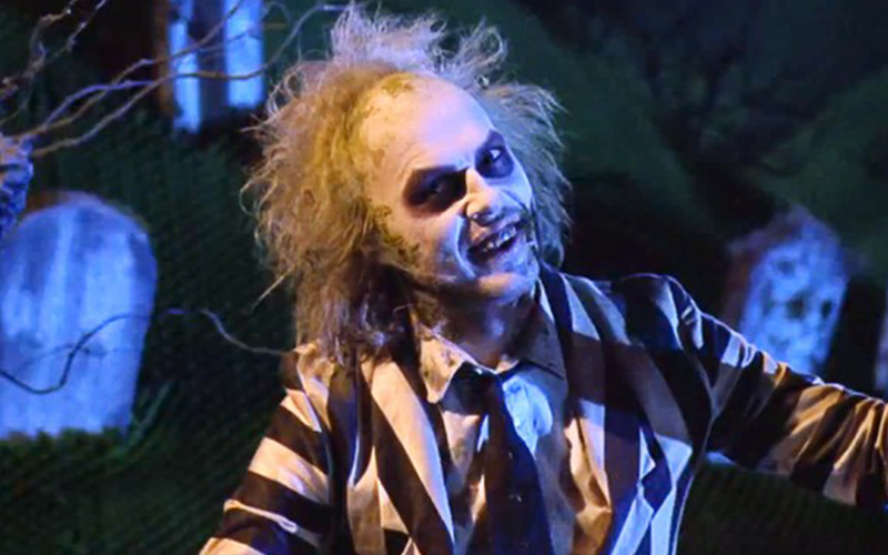 Mid Atlantic Event Group Beetlejuice Haunted HAlloween Droive In