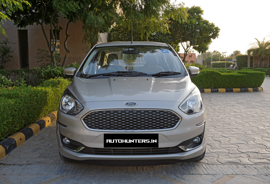 Official Review: Ford Aspire Facelift