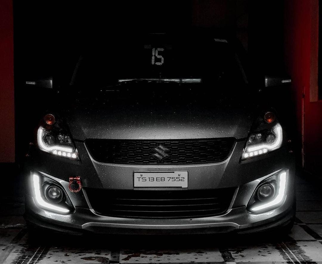 Modified Maruti Swift: Is This The Best?
