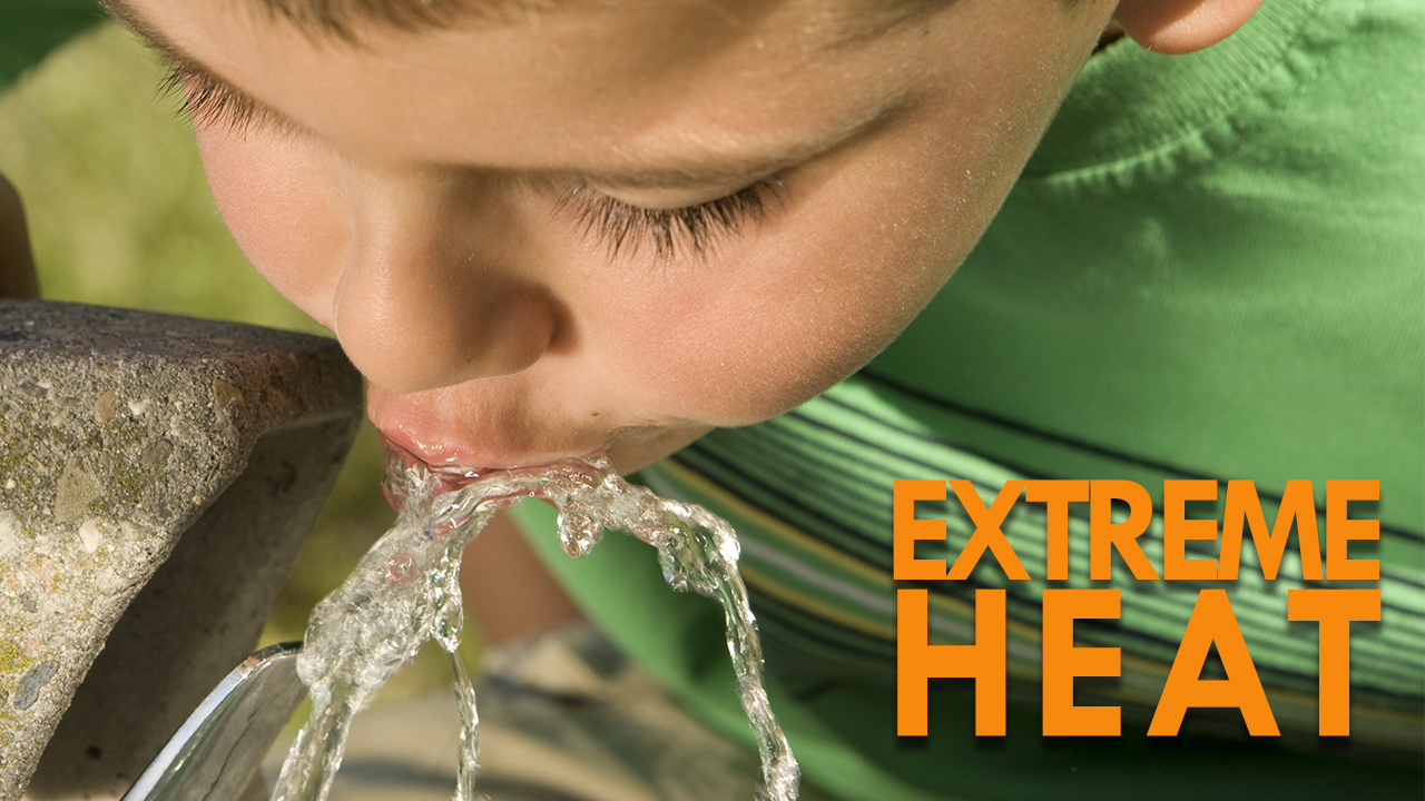 Houston residents should take precautions during extreme heat