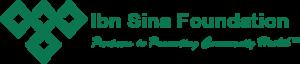 "Logo reading ""Ibn Sina Foundation."""