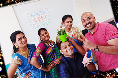 Celebrations at AppsTek