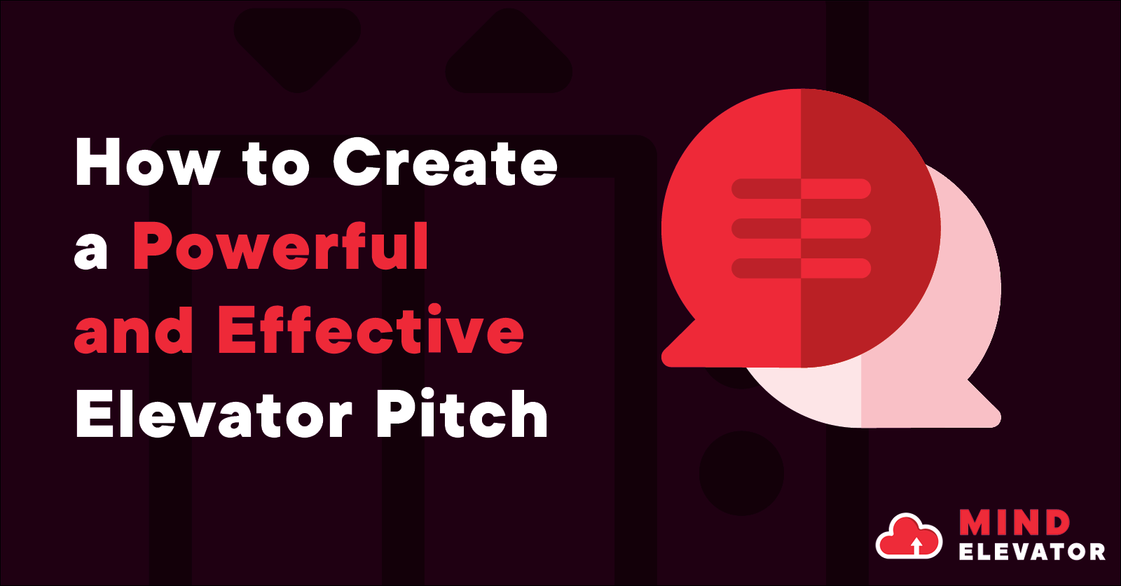 Your elevator pitch should show your strengths and experiences to your target audience in a succinct and attractive way. These questions perfect your pitch.