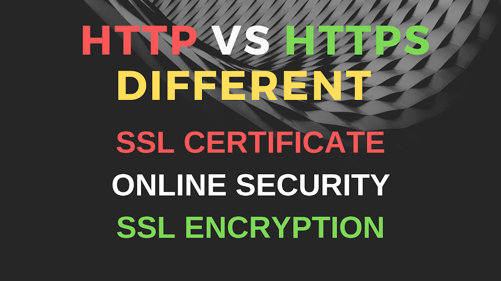 What Is Different Between Http & Https – Which Website Secure Explain In Hindi