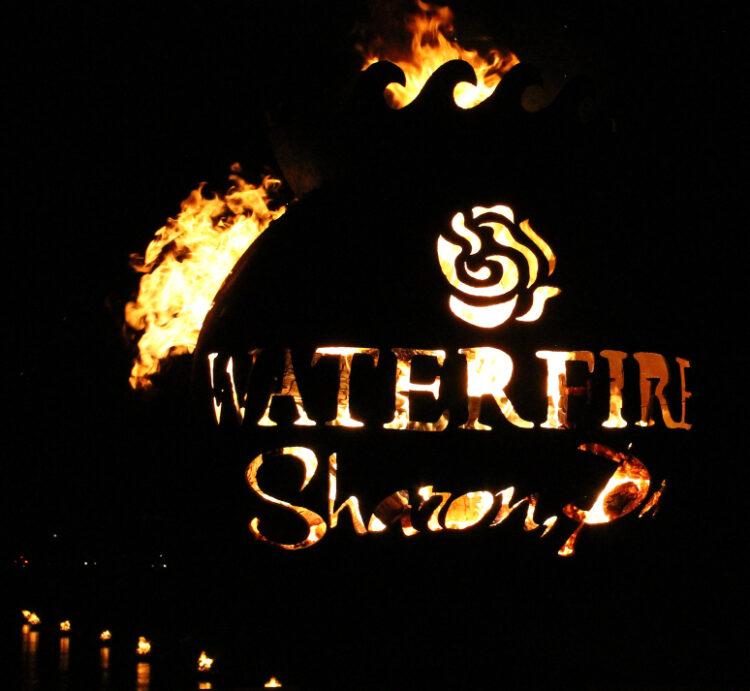 WaterFire Sharon