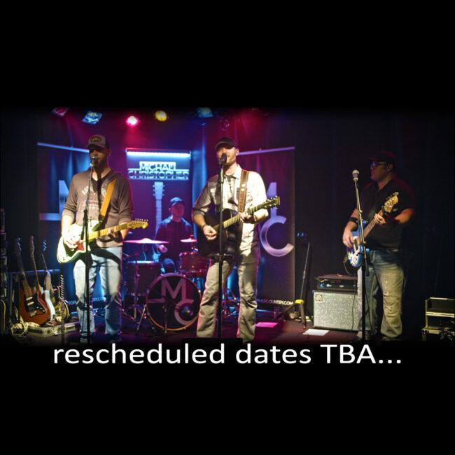 Michael Christopher Rescheduled Dates TBA