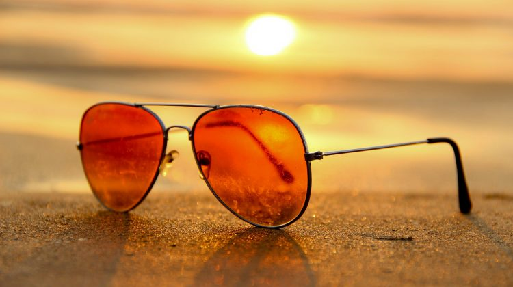 Shades in the Sand