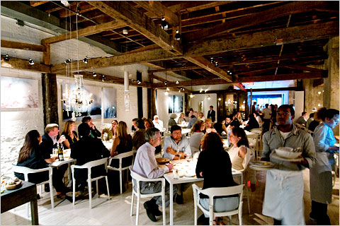 Zagat survey shows 'noise' a bigger complaint than 'prices' and 'crowds.'