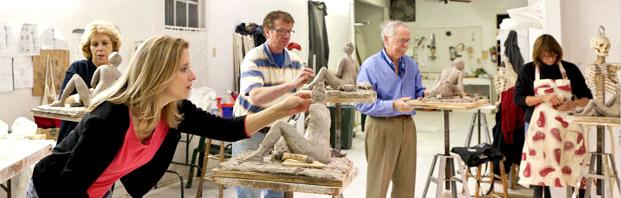 Artist Statement Kim Bernadas Sculpture Bronzes