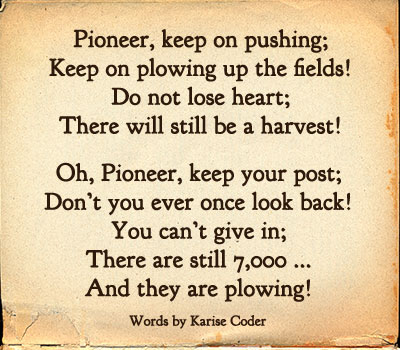 Pioneer Swatch
