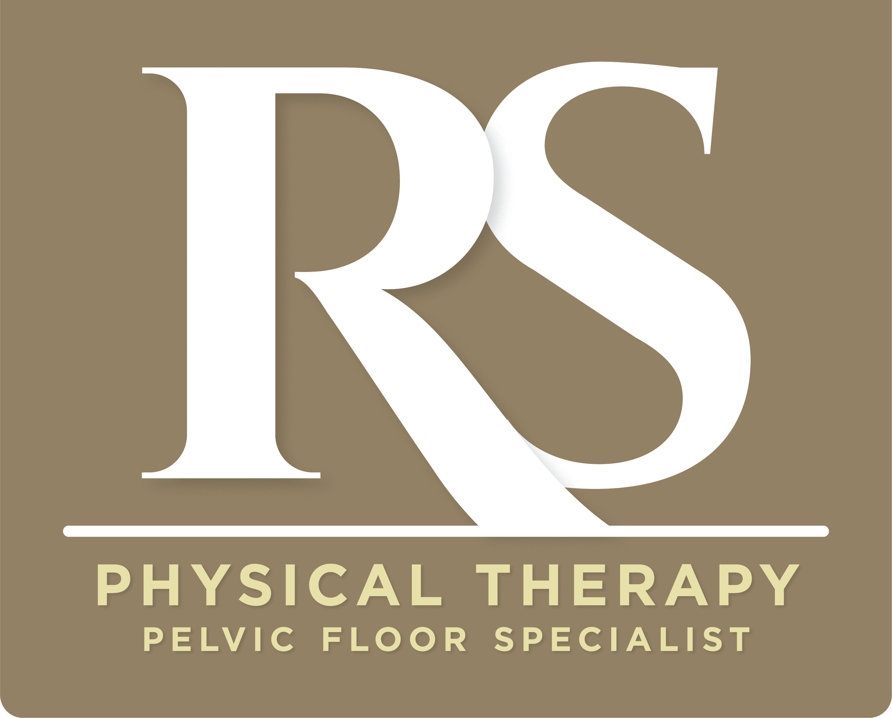 rs physical therapy logo
