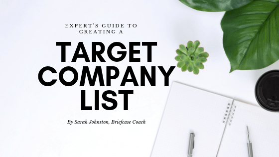 Building a target company list