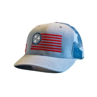 Merica Trucker Hat - TriStar Hats Co