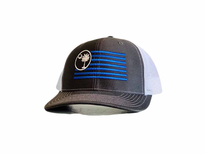 Palmetto SC Trucker Hat - TriStar Hats Co
