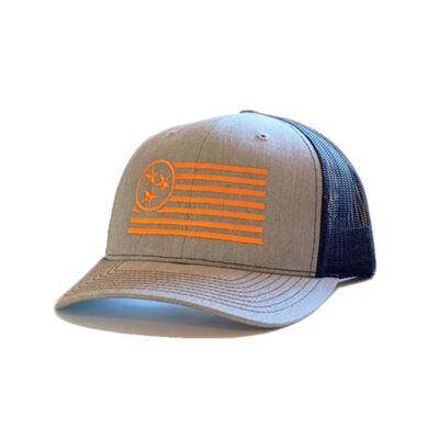Smokey Gray Trucker Hat - TriStar Hats Co