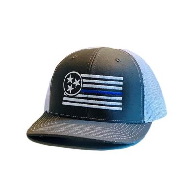 Thin Blue Line Trucker - TriStar Hats Co