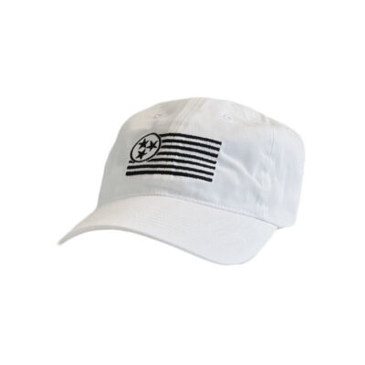 Whitewash TN Unstructured Hat - TriStar Hats Co.