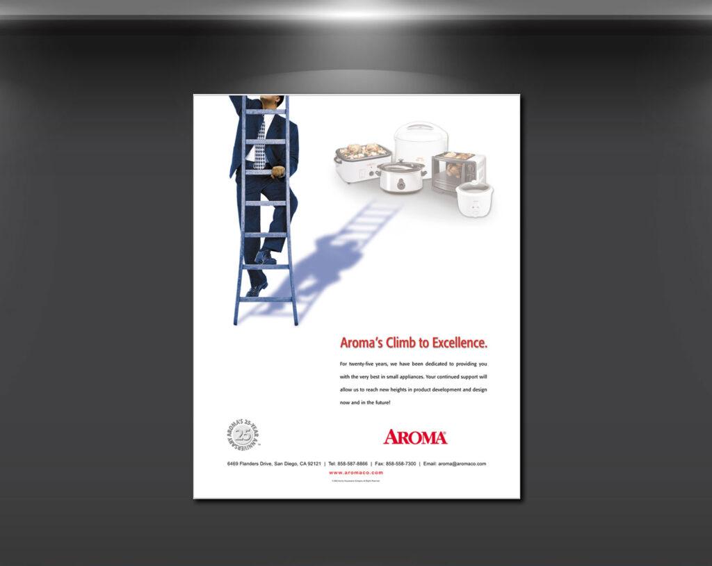 Poster-Aroma-Display