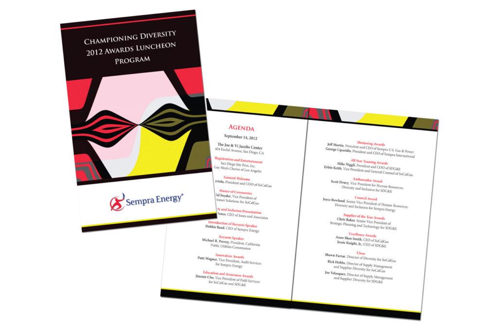 SDGE Program Book