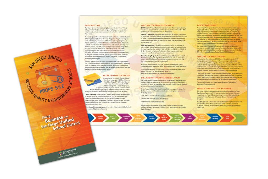 SDUSD Brochure