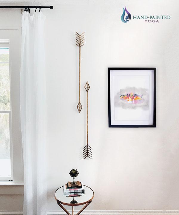 Inspirational artwork for your bohemian home