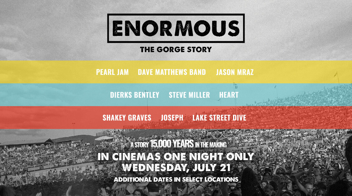 Enormous_ The Gorge Story