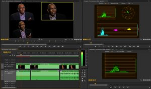 Editing and Post Production
