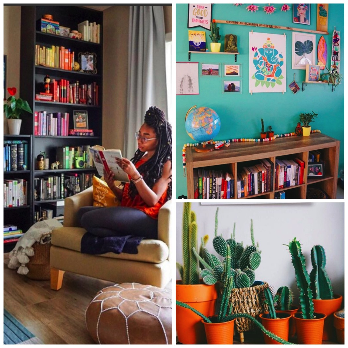 Home Tour: The Whimsical, Colorful Plant Filled Bungalow of Antonia in Japan