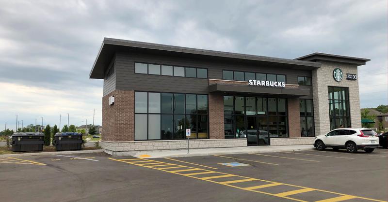 EnviroBin Starbucks USA