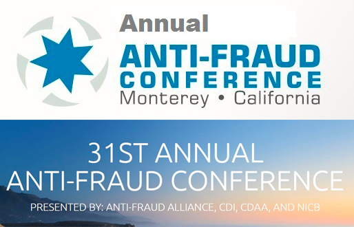 Annual Anti-fraud Conference logo