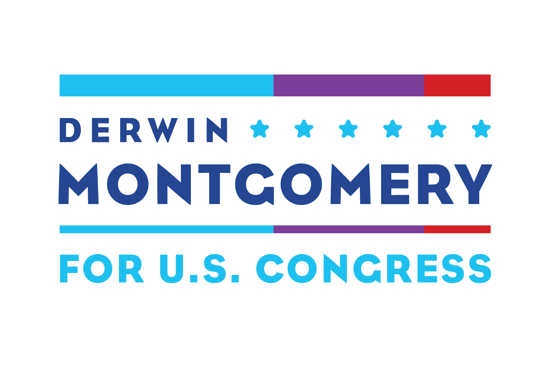Derwin Montgomery for Congress