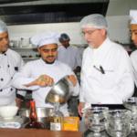 Ser experto SEC me ha permitido compartir lo que sé a jóvenes dedicados a la industria de la cocina. Me llevo los mejores recuerdos.