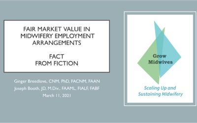Fair Market Value in Midwifery Employment Arrangements