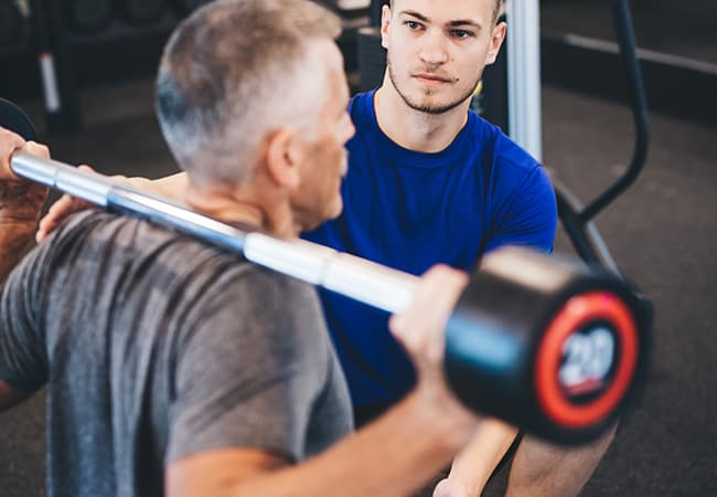 Functional Fitness Evaluation - SDI Health Occupational Screening Services