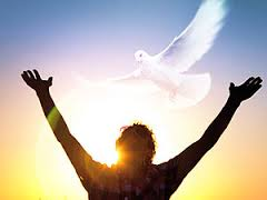 Receive ye the Holy Ghost: